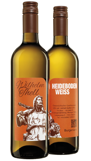 Heideboden Weiss Weingut Thell