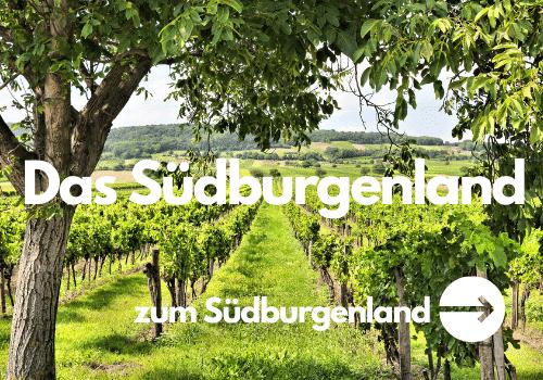 Südbugenland Wein aus dem Südburgenland