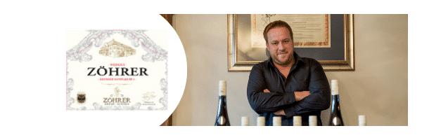 Alle Winzer auf Vinonia Weingut Zöhrer