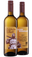 Gelber Muskateller Weingut Thell